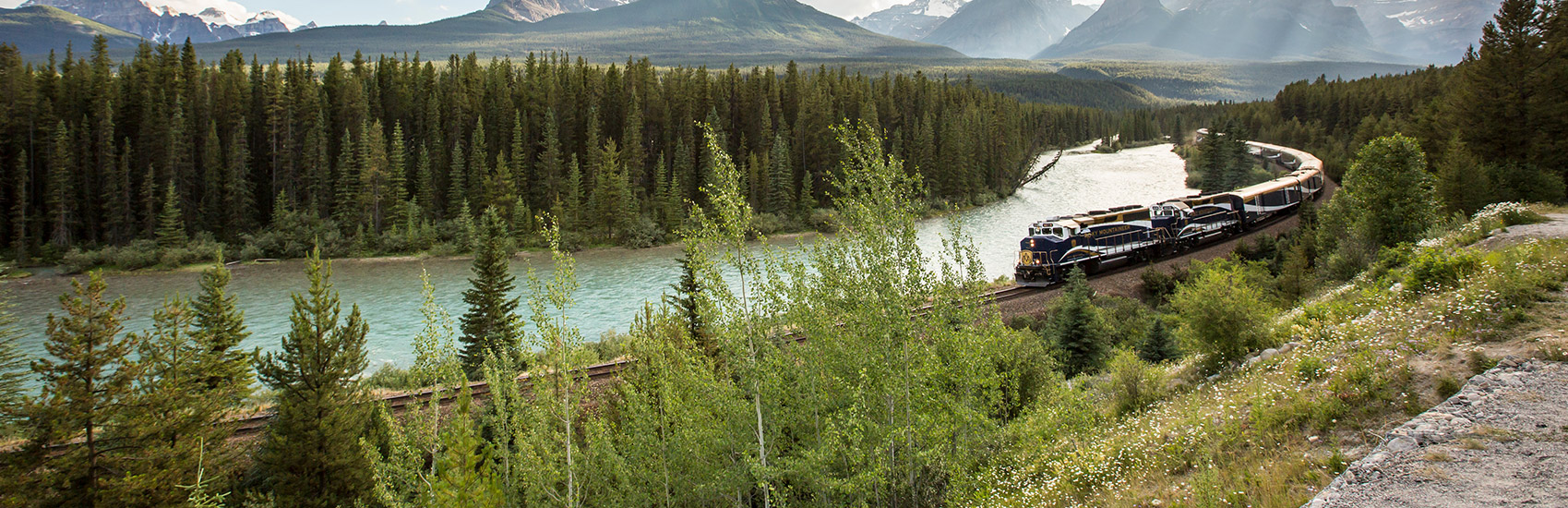 Rocky Mountaineer (Moving) Packages 0