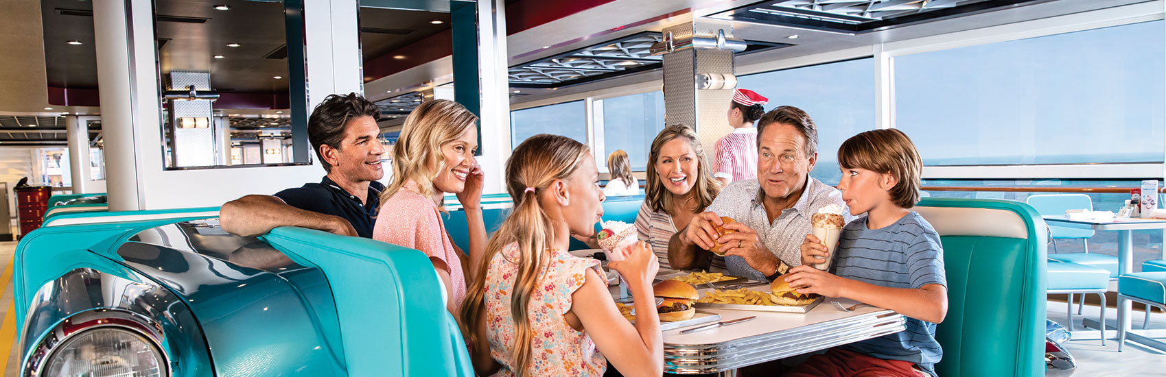 Celebrate Family with Norwegian Cruise Line 1