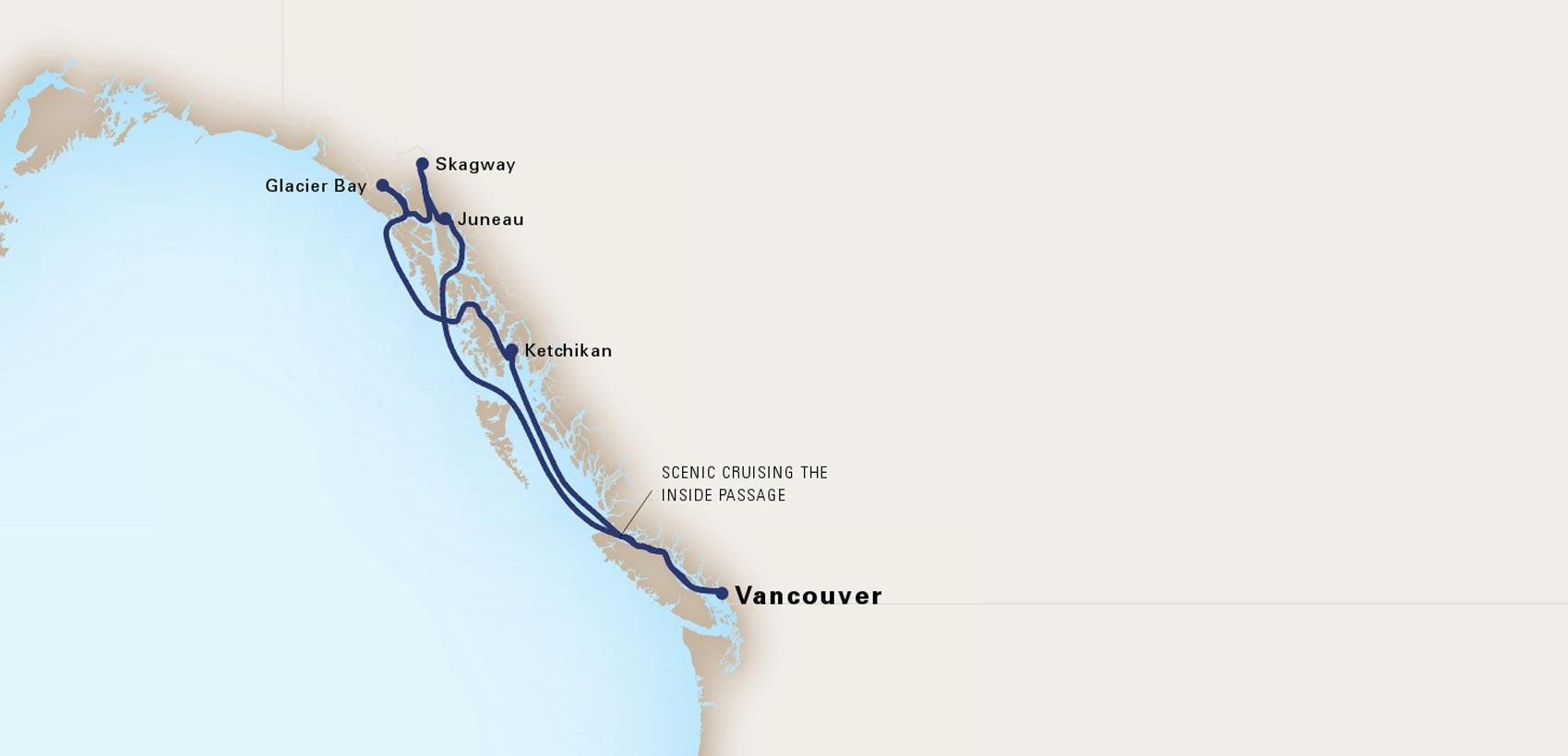 Alaska Cruise for ARVO Annual Meeting Attendees 1
