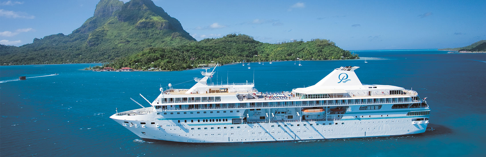 Cook Islands & Society Islands Cruise with Paul Gauguin 0