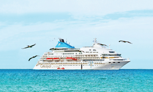 Cruise with Air Canada Vacations