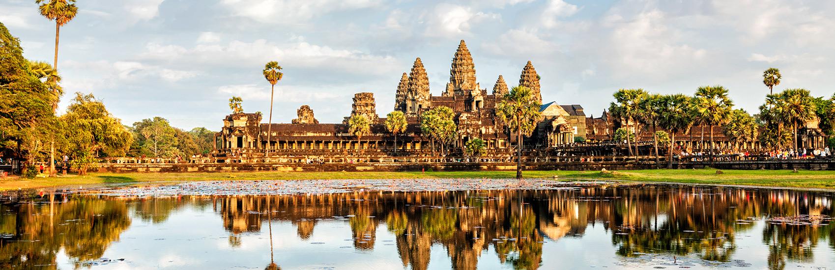 Vietnam And Cambodia 1