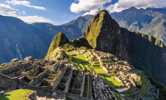 80-Day South America Voyage