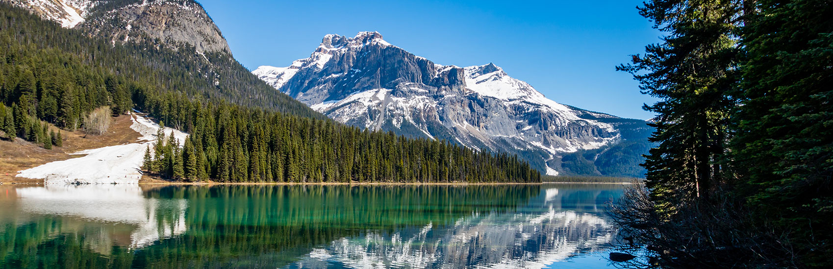 Exclusive Western Canada's Rockies, Lakes & Wine Country Tour 3