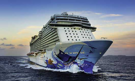Norwegian Cruise Line Free At Sea