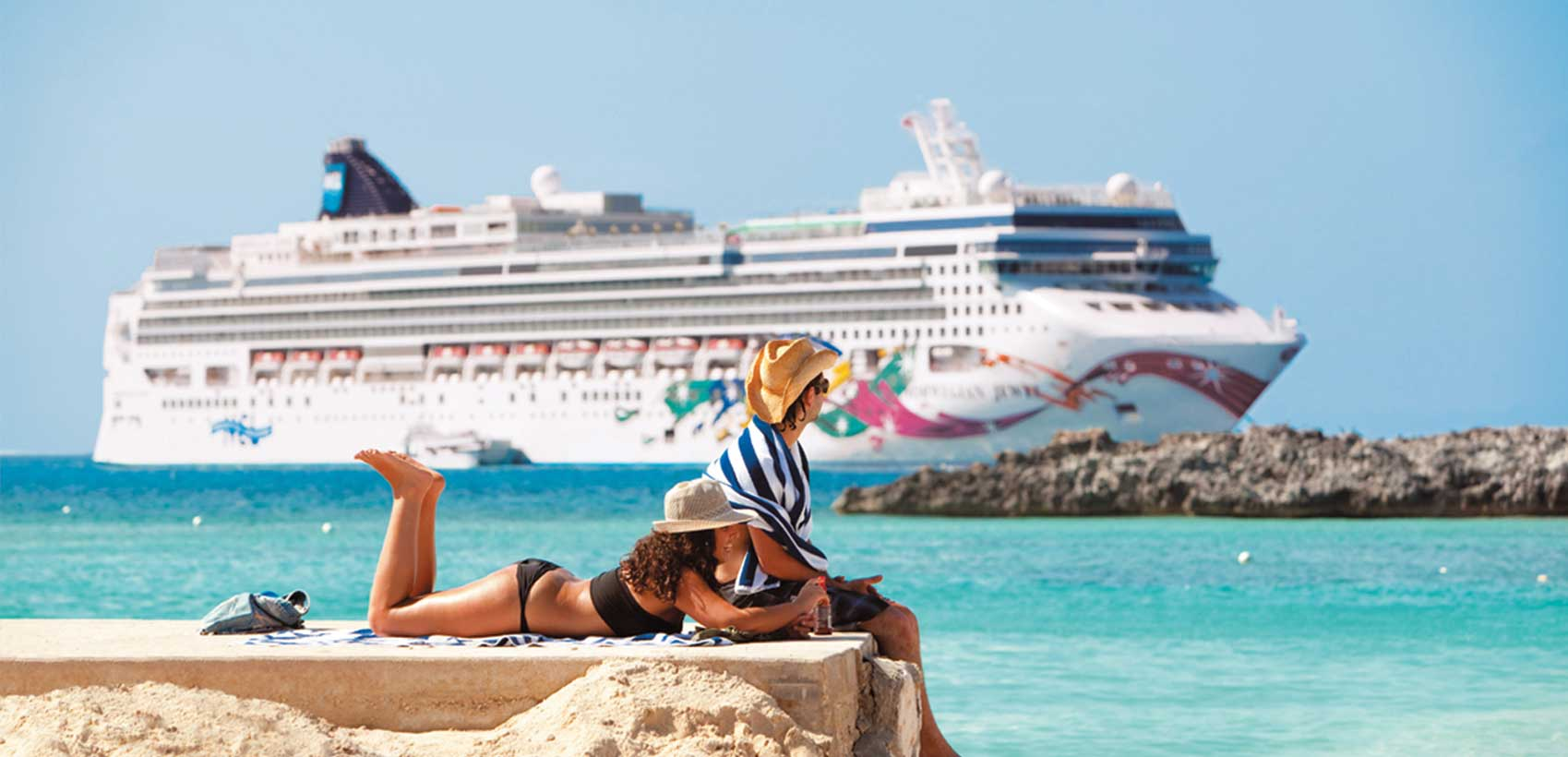 Free At Sea with Norwegian Cruise Line 2