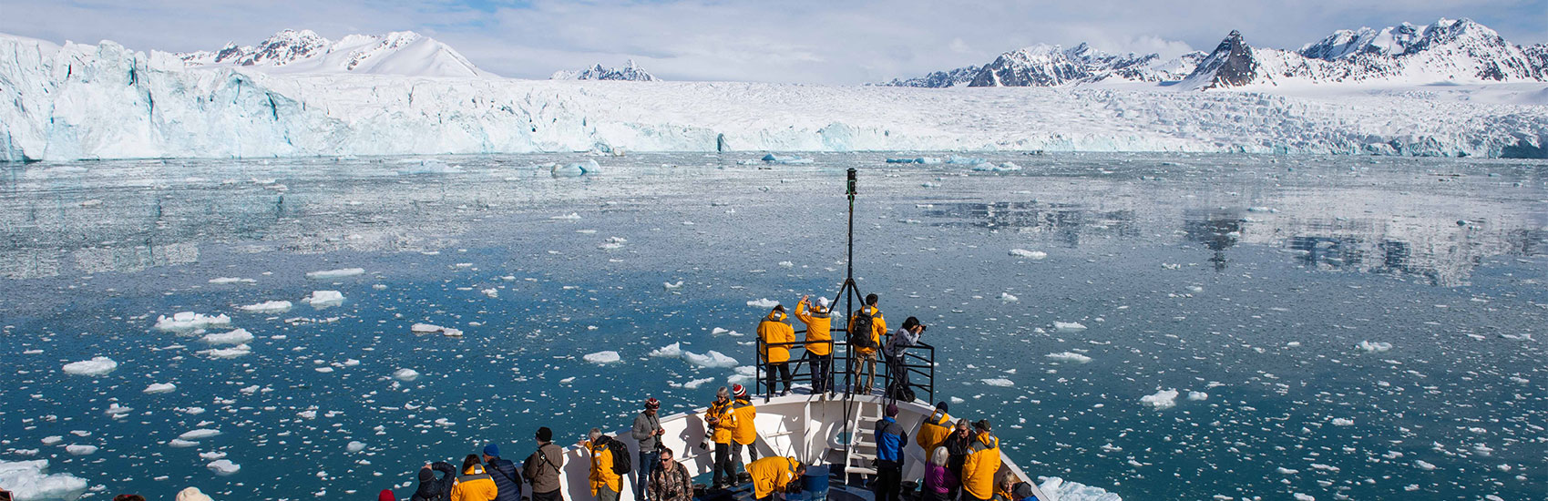 Visit the Arctic in 2020 with Quark Expeditions