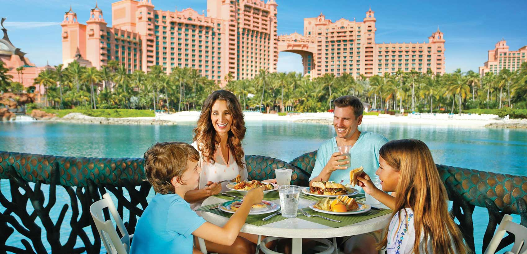 Save on Atlantis in the Bahamas with WestJet Vacations 2