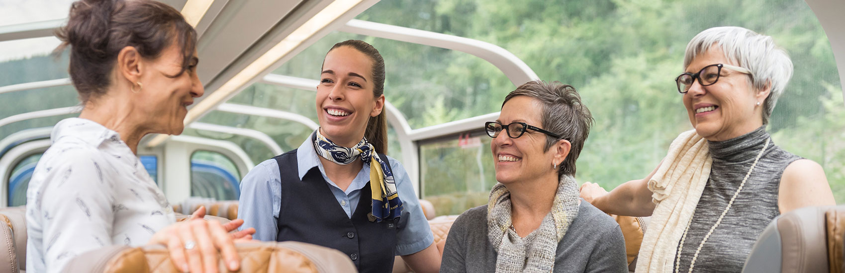 Canadian Residents Offer with Rocky Mountaineer 4