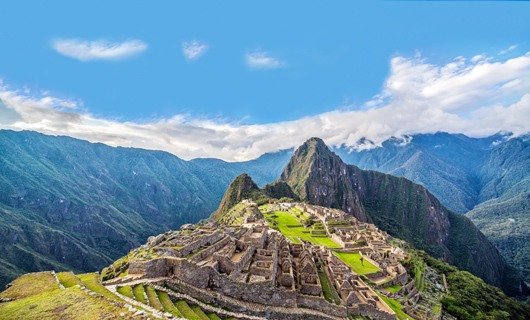 Save 10% on South America Journeys with Luxury Gold