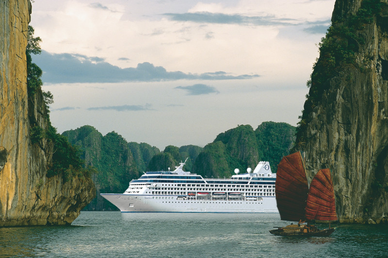 Oceania Offers Canadian Resident Special on Exotic voyages