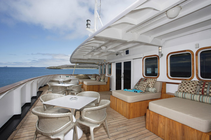 Evolution of the Galapagos Experience with Silversea