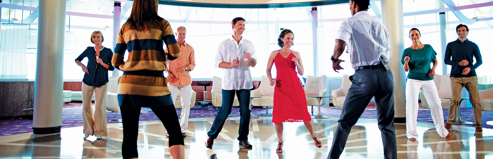 Endless Activities with Celebrity Cruises 1