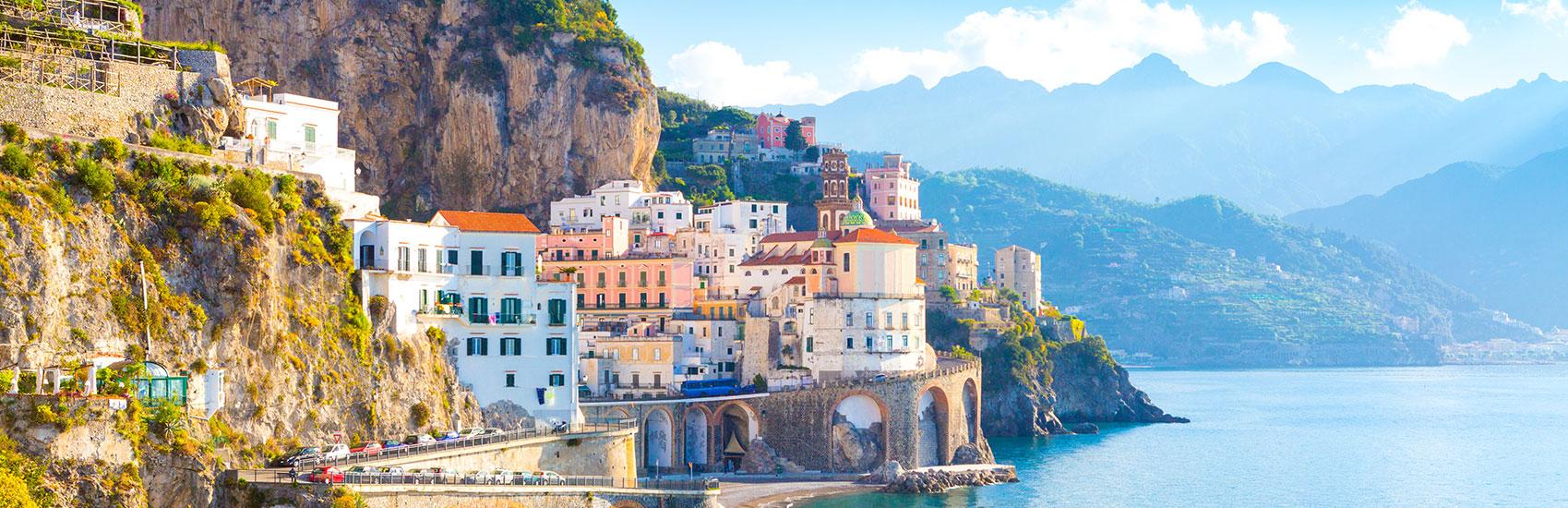 Sorrento, Amalfi Coast and Rome! 1