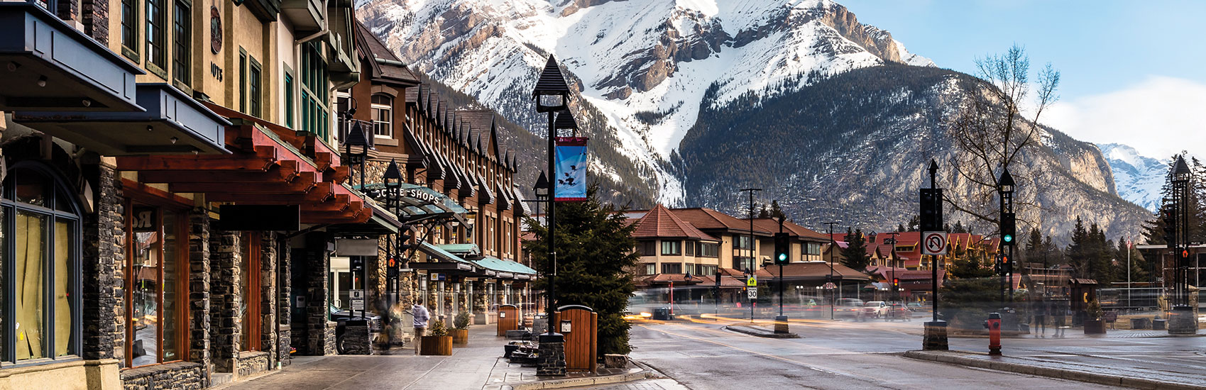 Canadian Rockies Escape with Globus