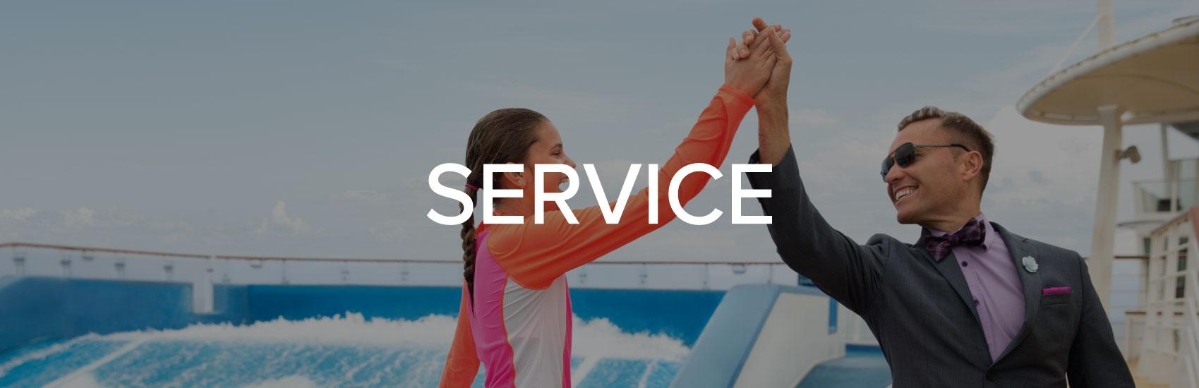 Royal Caribbean | Service 0