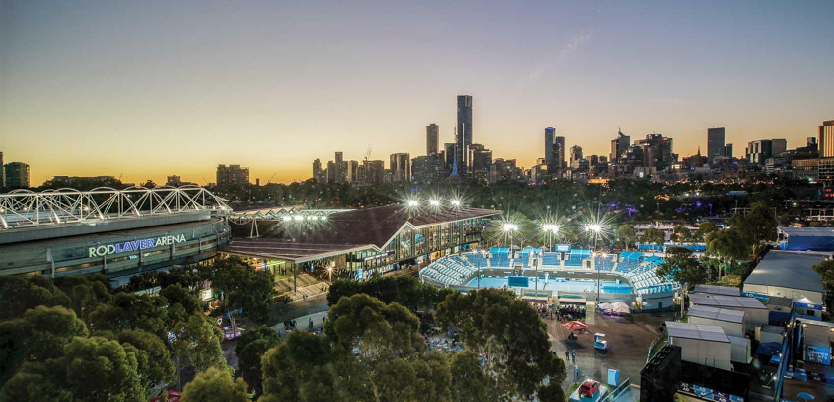 Experience The 2019 Australian Open 2