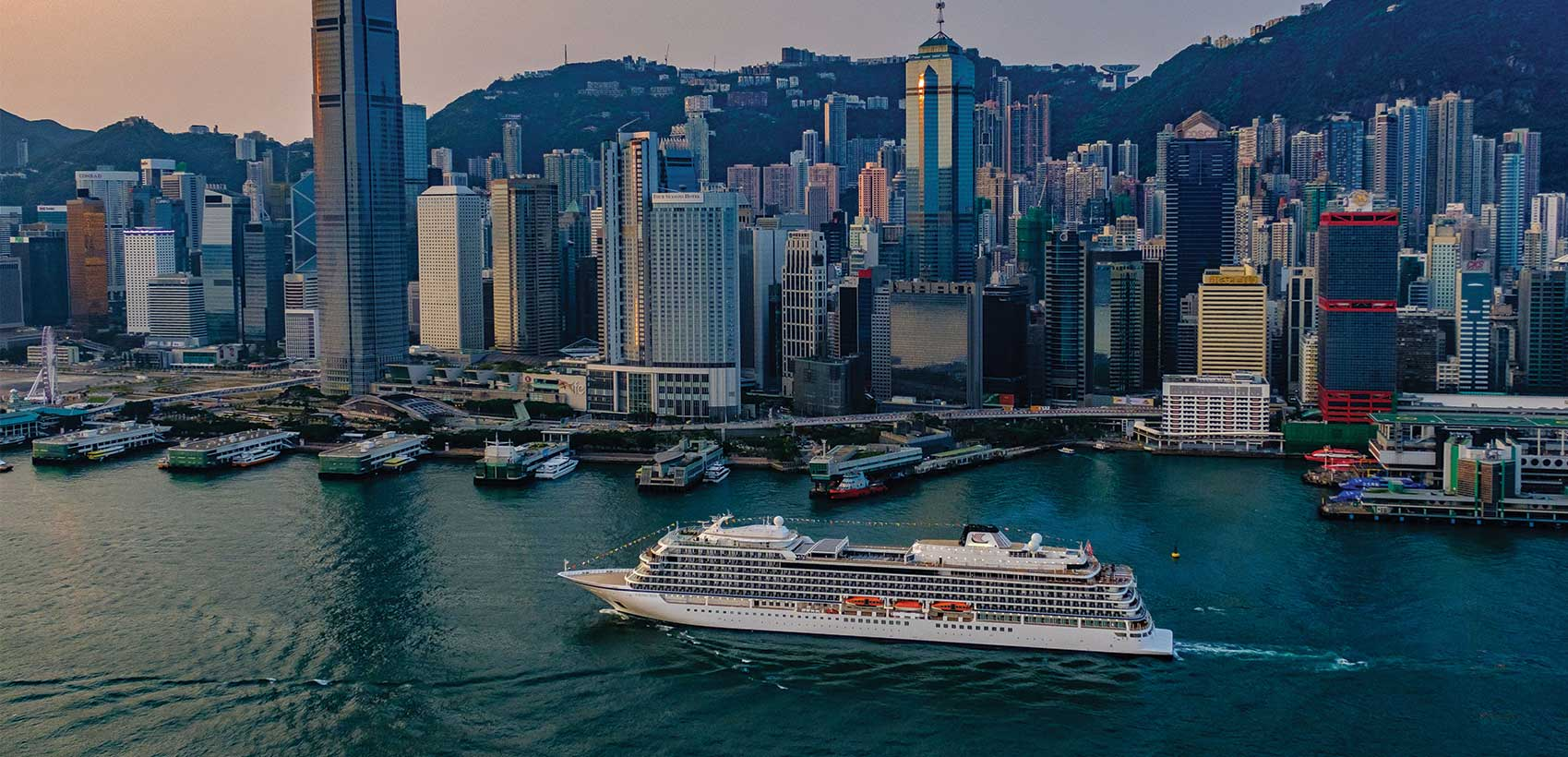 Save on Asia Voyages with Viking Ocean Cruises