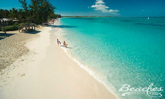 Beaches Resorts Offer with Air Canada Vacations