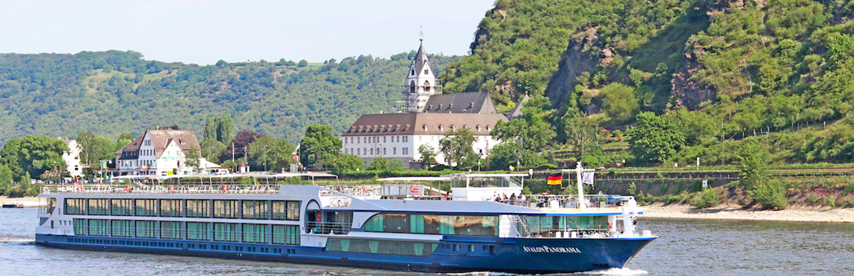Save Now with Avalon Waterways 0