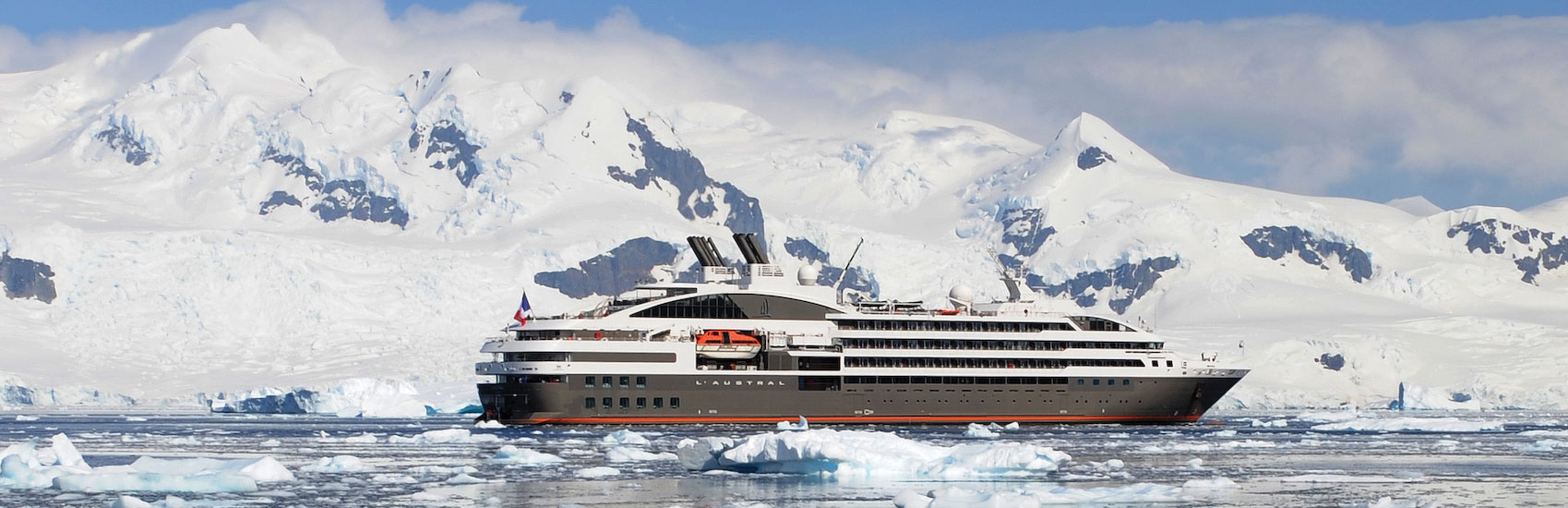 Air Credit Offer with Ponant to Antarctica 5