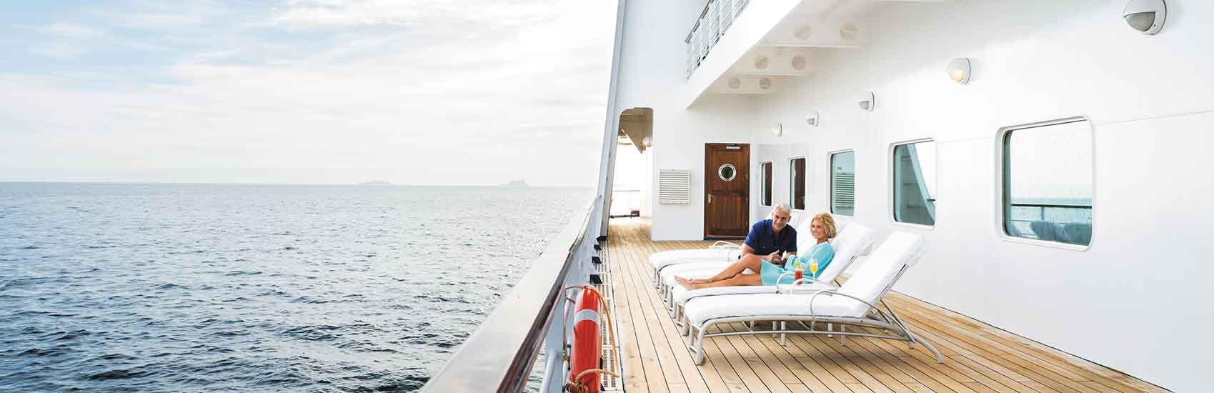 Return to Luxury with Regent Seven Seas 2