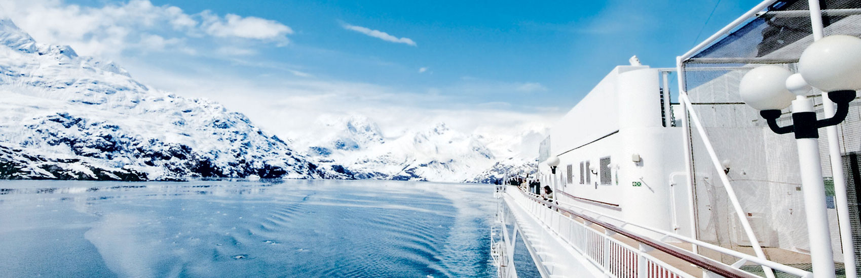 Free at Sea in Alaska with Norwegian Cruise Line 1