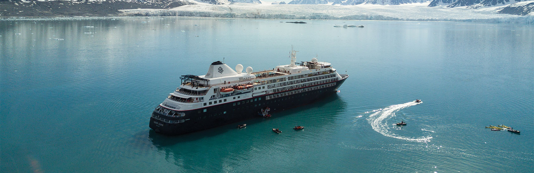Expedition All-Inclusive Offer with Silversea Cruises