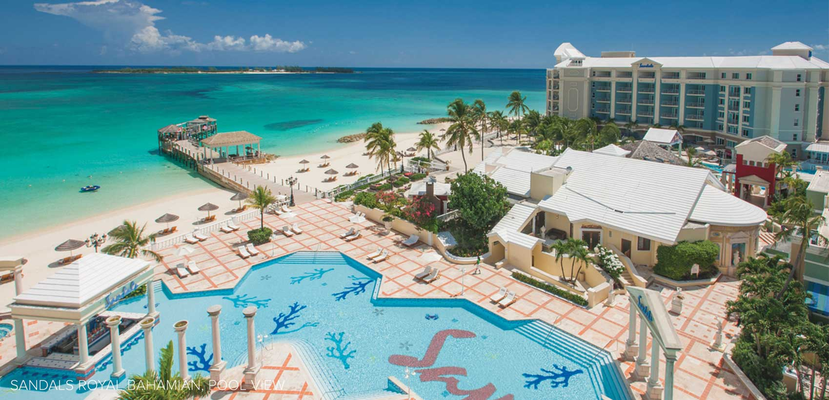 Save on Sandals® and Beaches® Resorts with WestJet Vacations 1
