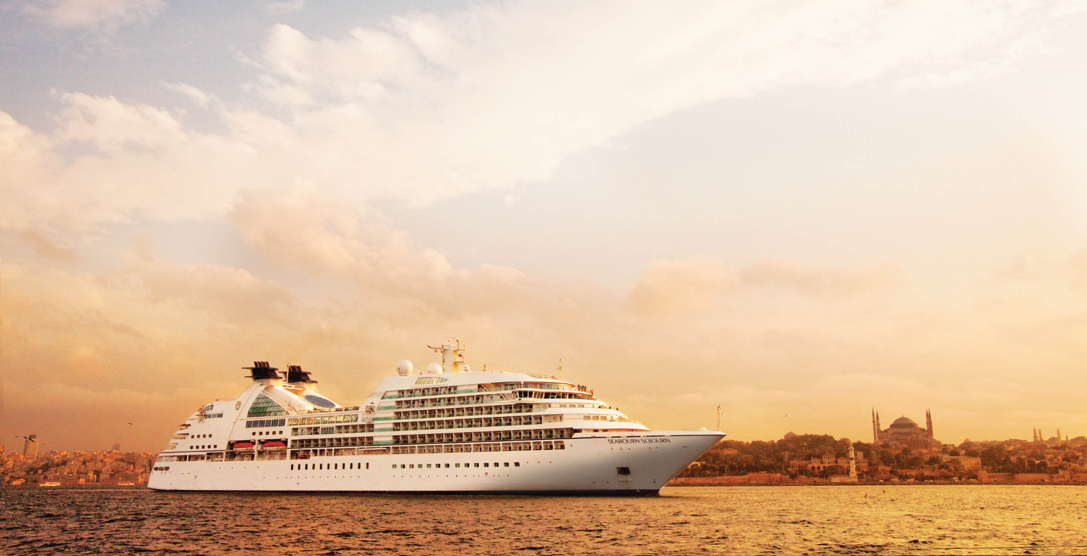Set Sail Event with Seabourn Cruises