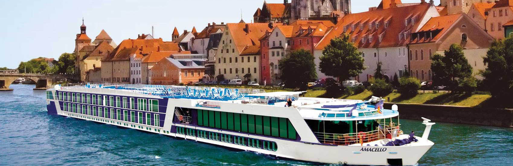 Direct Deal with AmaWaterways