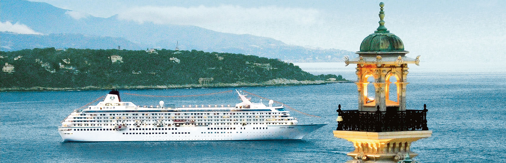 Icons of the Mediterranean with Crystal Cruises 1