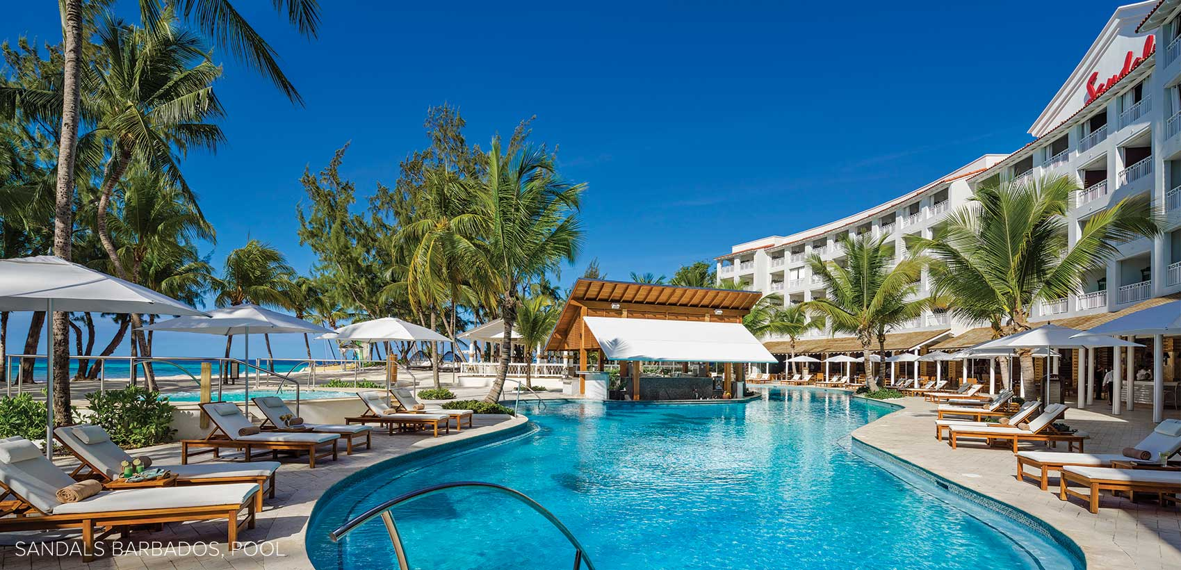 Save on Sandals® and Beaches® Resorts with WestJet Vacations
