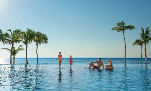 Kids Stay Free with WestJet Vacations