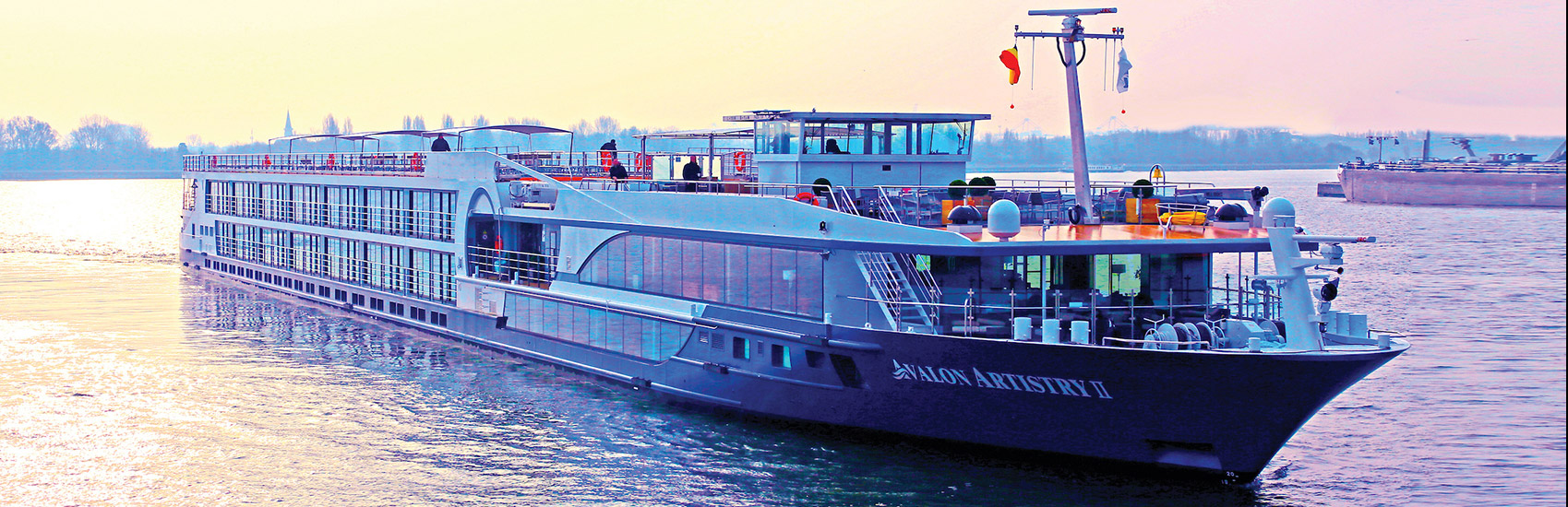 FREE Air on Avalon Waterways Floriade River Cruises 1