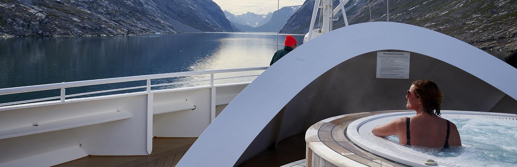 Early Bonus Savings to the Arctic with Seabourn 2