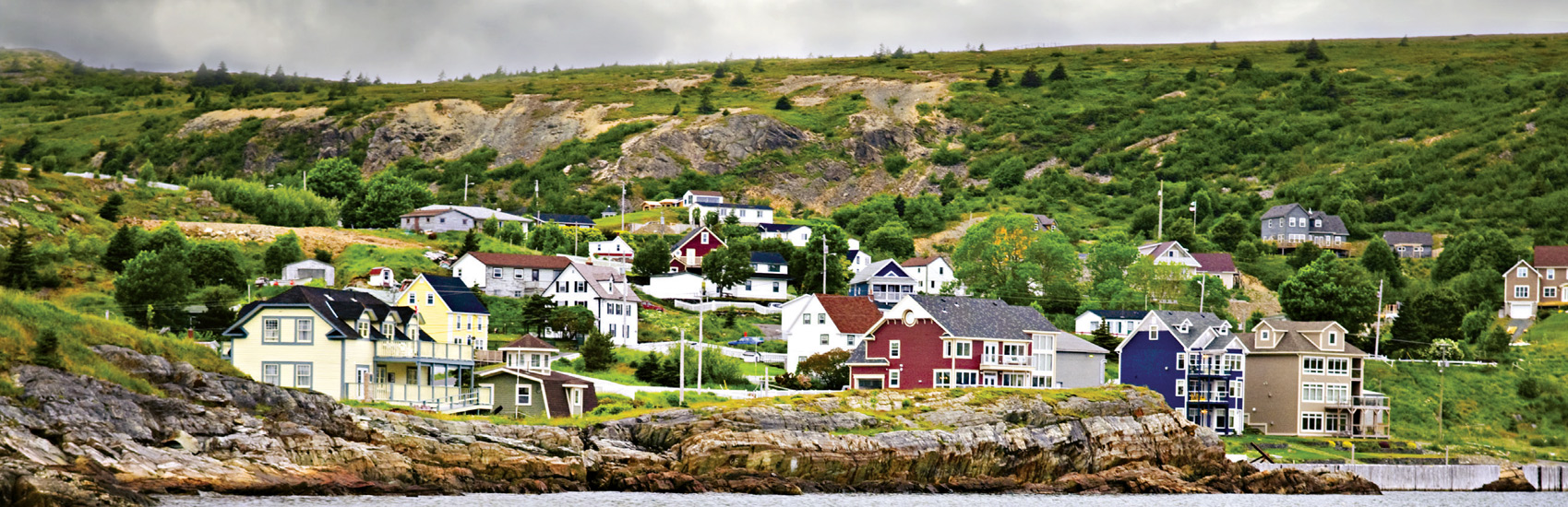 Newfoundland With David & Wendy Imrie 0