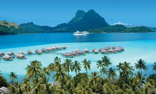 Canadian Resident Savings with Paul Gauguin Cruises