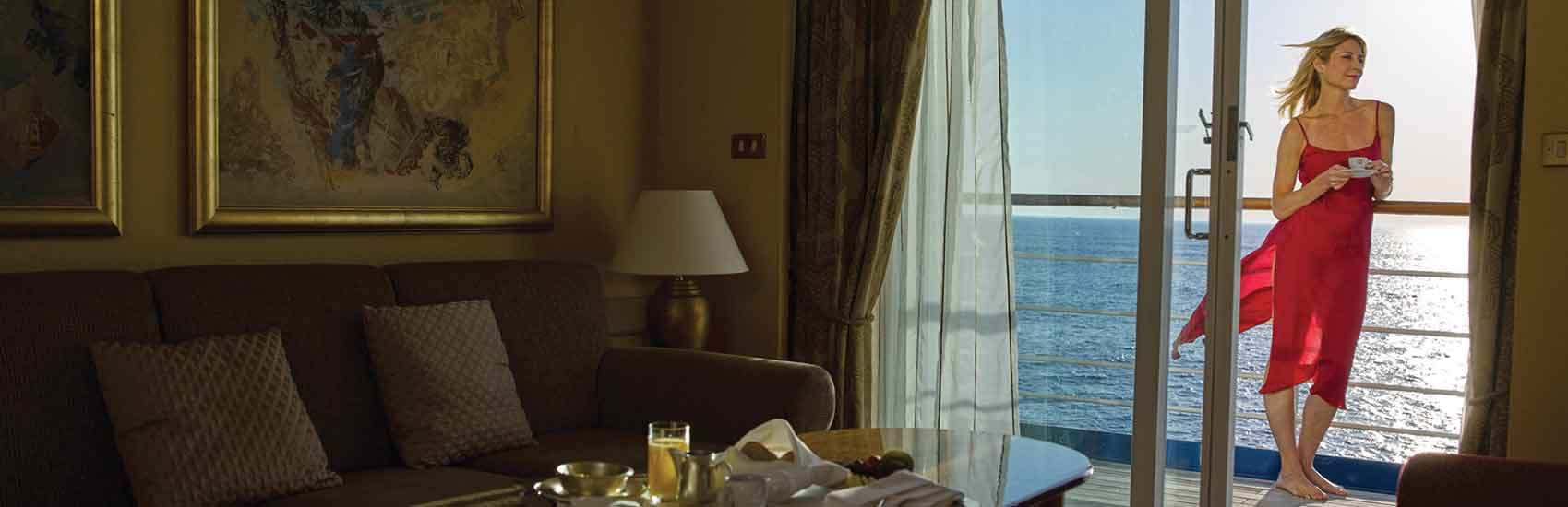 Silversea's Reduced Single Supplement Offer 4