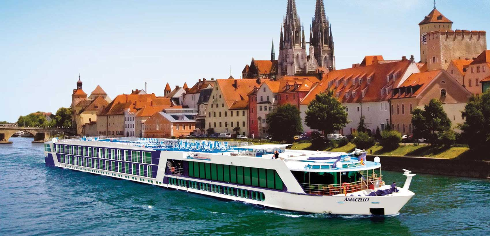 Save up to $2,000 Per Stateroom on Select Sailings with AmaWaterways! 0
