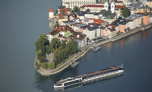 Exclusive AmaWaterways River Cruise Promotion