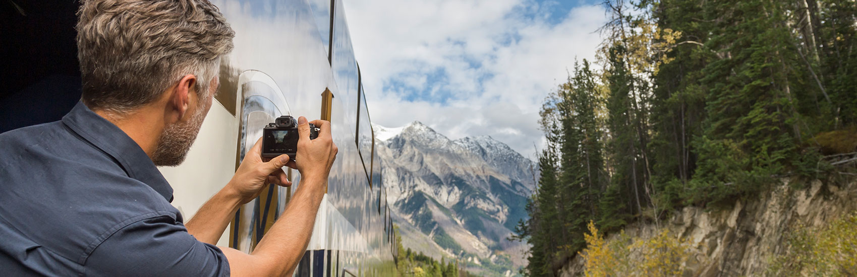 Mountain Bound in 2021 with Rocky Mountaineer