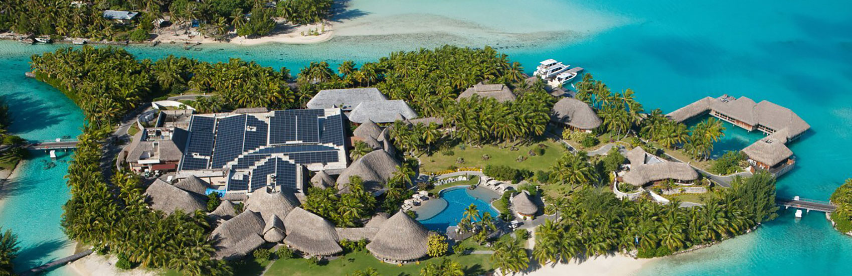 The St. Regis Bora Bora Resort 1
