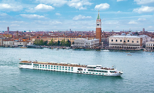 Uniworld Europe and Russia River Cruises