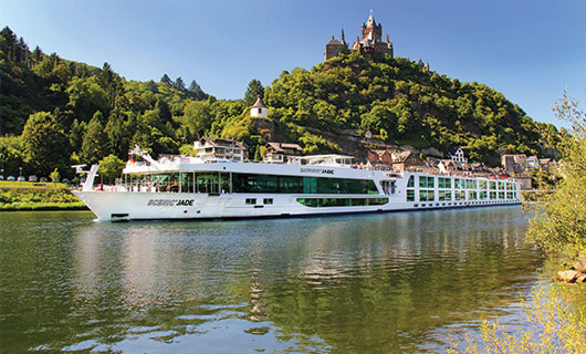 2019 Scenic Europe River Cruising Pre-Release Sale