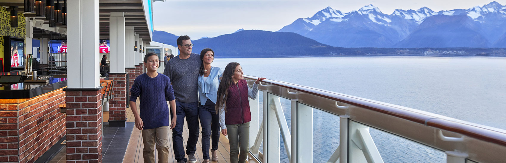 Free at Sea in Alaska with Norwegian Cruise Line 2