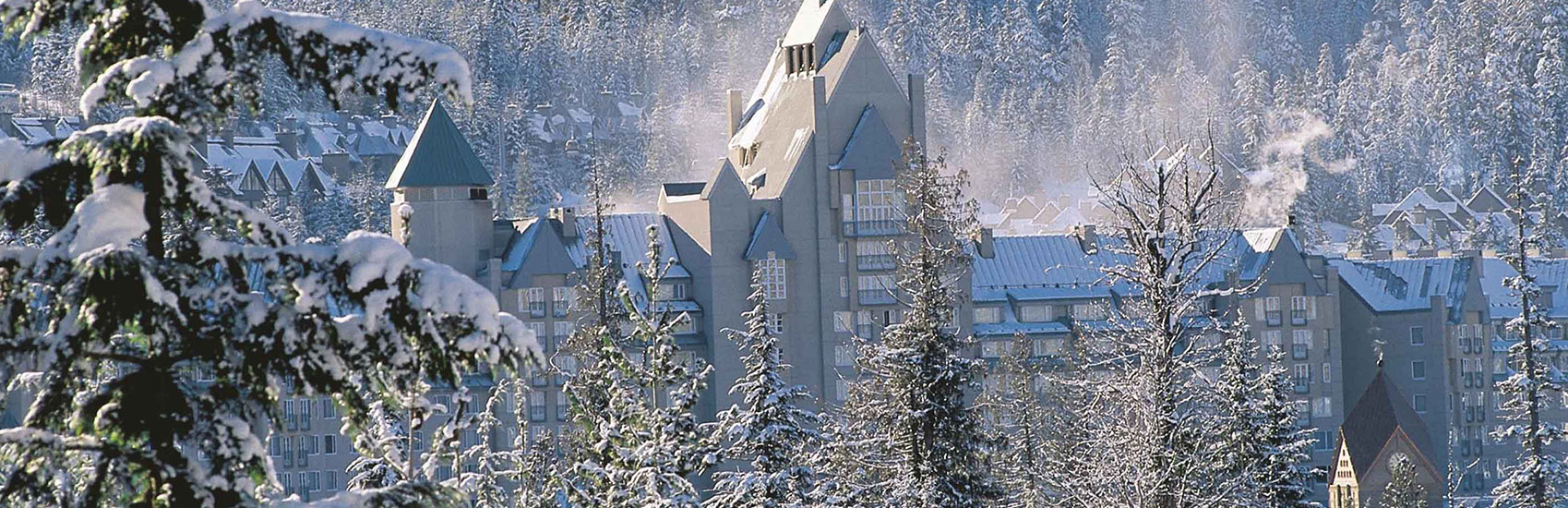The Fairmont Chateau Whistler 1