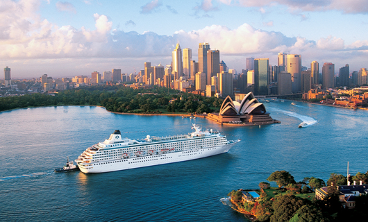 Exotic adventures with Crystal Cruises