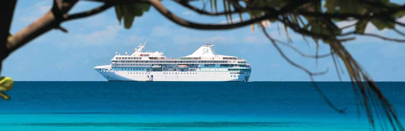 Dream in Blue with Paul Gauguin Cruises 2