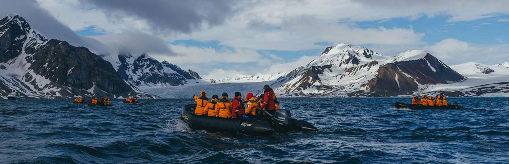Save on Spitsbergen Voyages with Quark Expeditions 1